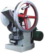 TDP tablet press machine