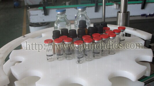 30-100mlvial filling capping machine