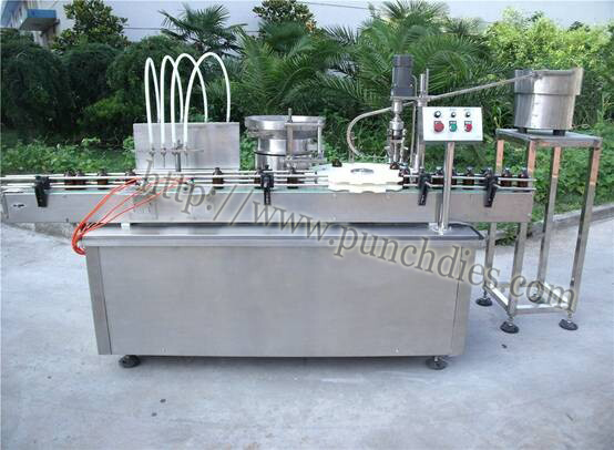 kos filling capping machine