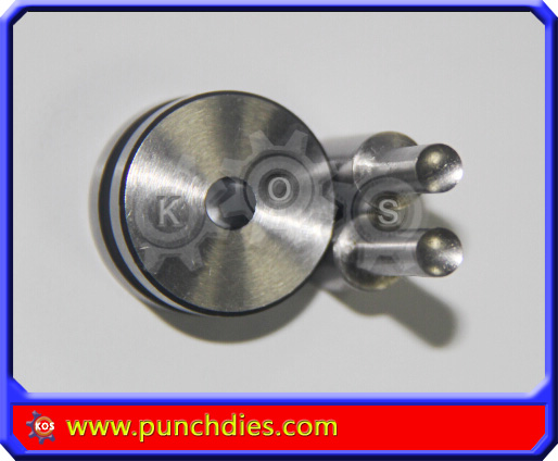 6mm Concaved Blank Round dies