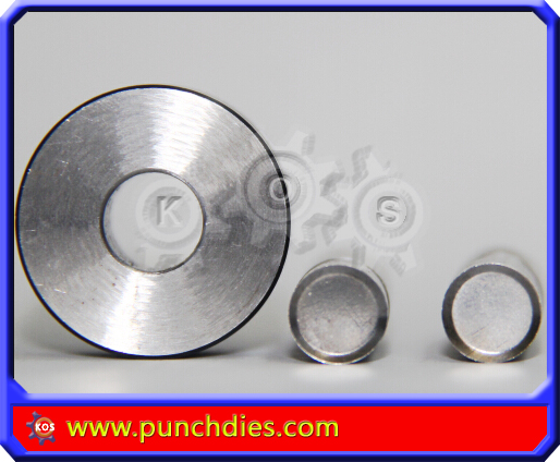 tdp Bevel Edged Blank Round dies