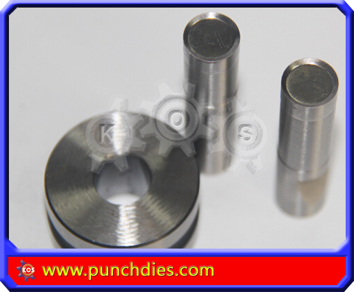 10mm Bevel Edged Blank Round pill dies