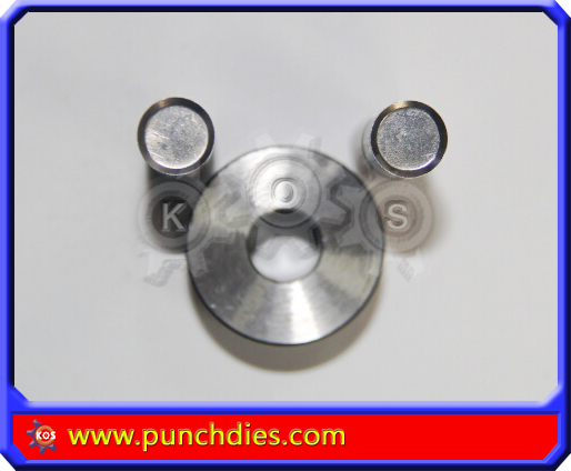 10mm Bevel Edged Blank Round dies
