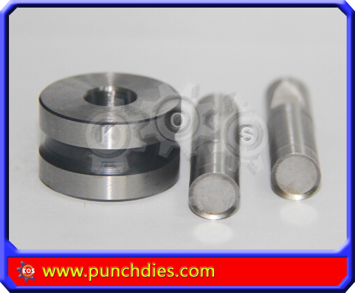 tdp 10mm Bevel Edged Blank Round dies