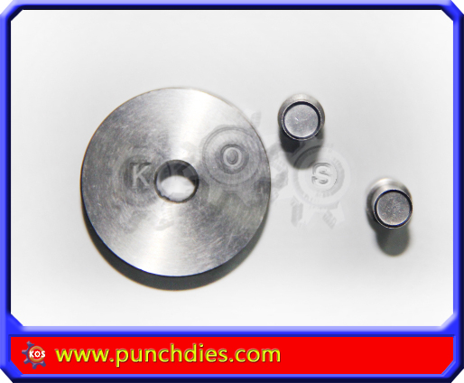8mm Bevel Edged Blank Round dies
