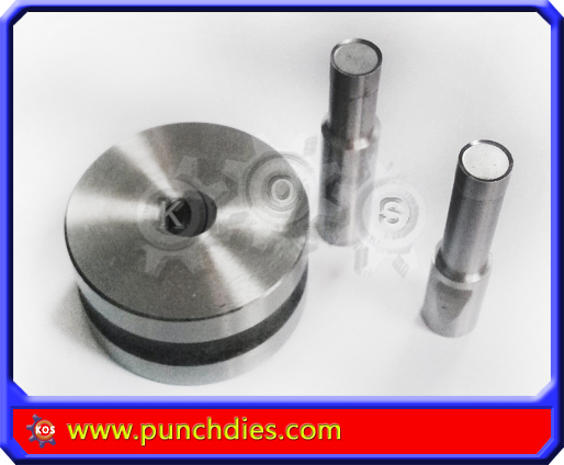 tdp 8mm Bevel Edged Blank Round dies