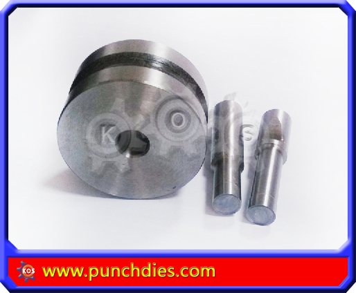 Bevel Edged Blank Round tdp 6 dies