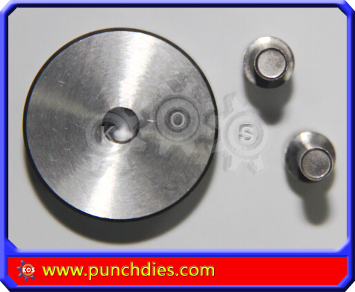 6mm Bevel Edged Blank Round dies