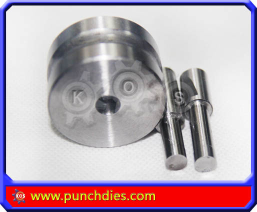 tdp 7mm Concaved Blank Round dies