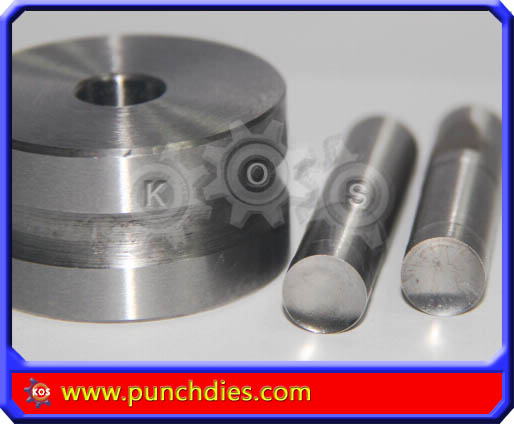 10mm Concaved Blank Round dies