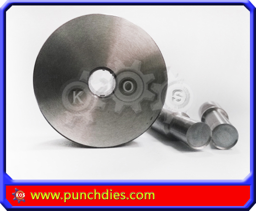 Bevel Edged Blank Round dies