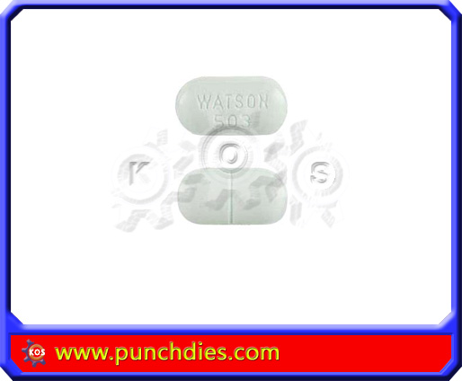 watson 503 pill press dies set
