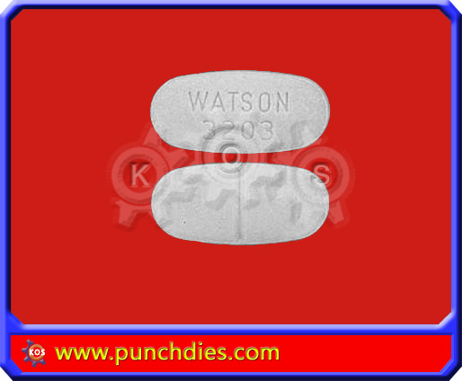 watson 3203 pill press dies set