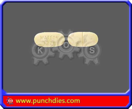 watson 3228 pill press dies set