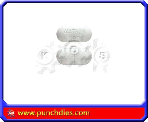 watson 387 pill press dies set
