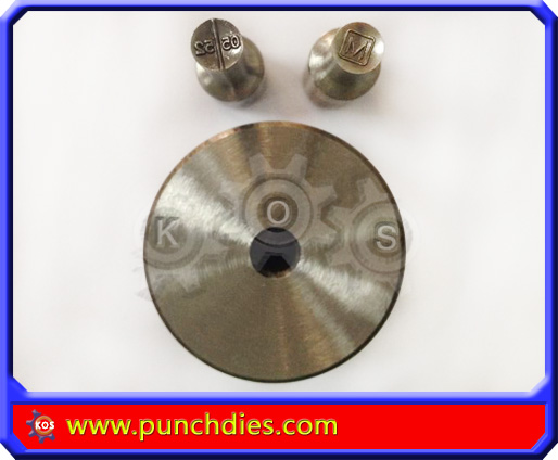 6mm M0552 pill press dies set