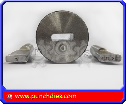 2090V pill press dies set