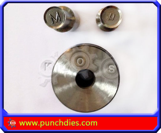 7mm M4 pill press dies set