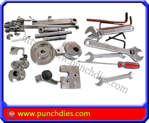 TDP-0 single pill press tool