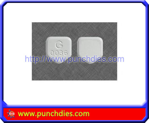 G0036 pill press dies set