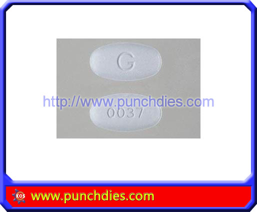 G0037 pill press dies set