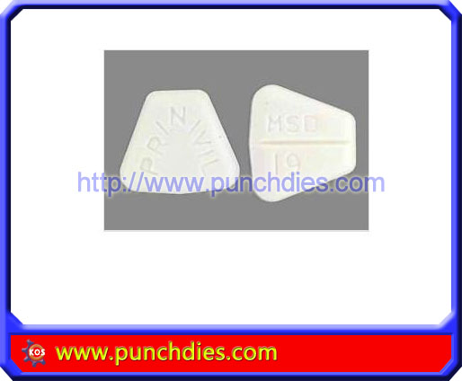 MSD 19 PRINIVIL pill press dies set