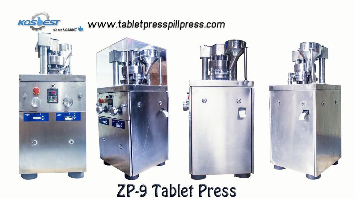 ZP9 Tablet Press