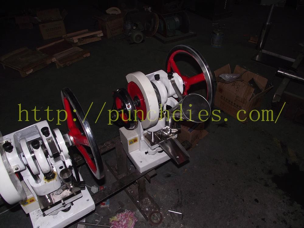 TDP-1.5 punch dies machine