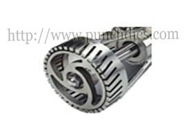 Claw type stator head